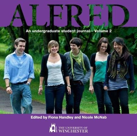 Alfred Edition 2 journal front cover