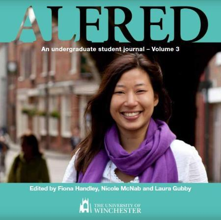 Alfred Edition 3 journal front cover