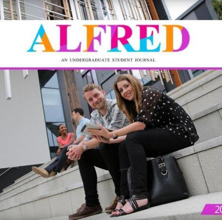 Alfred Edition 5 journal front cover