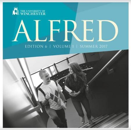 Alfred Edition 6 v1 journal front cover
