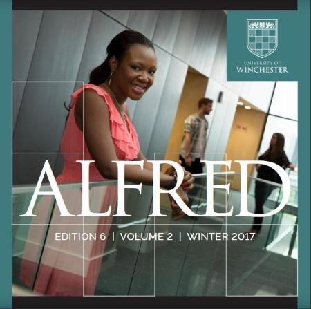 Alfred Edition 6 v2 journal front cover