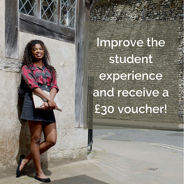 We want to hear about your university experience as a Black British student at Winchester