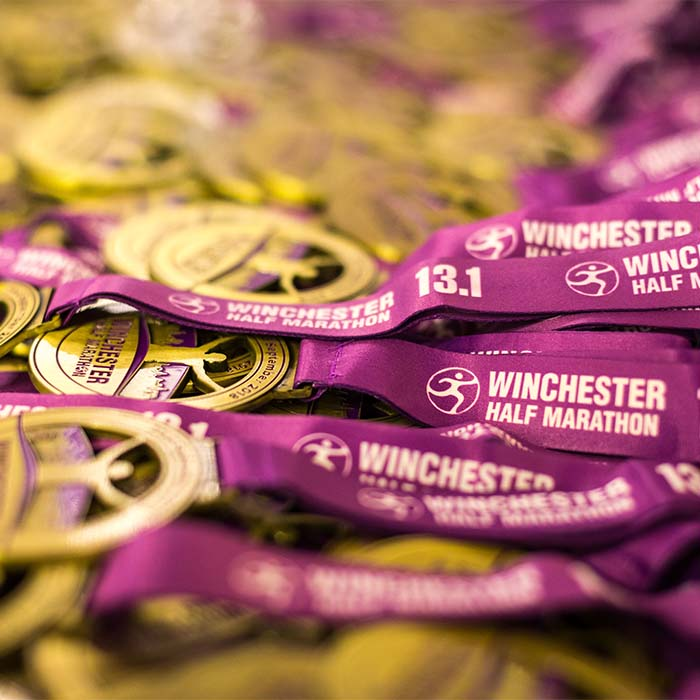 Taking on the Winchester Half Marathon 2019 challenge: Meet Our Runners