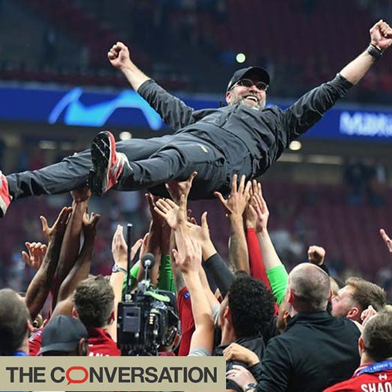 Five ways Jürgen Klopp's leadership style helped Liverpool to the top