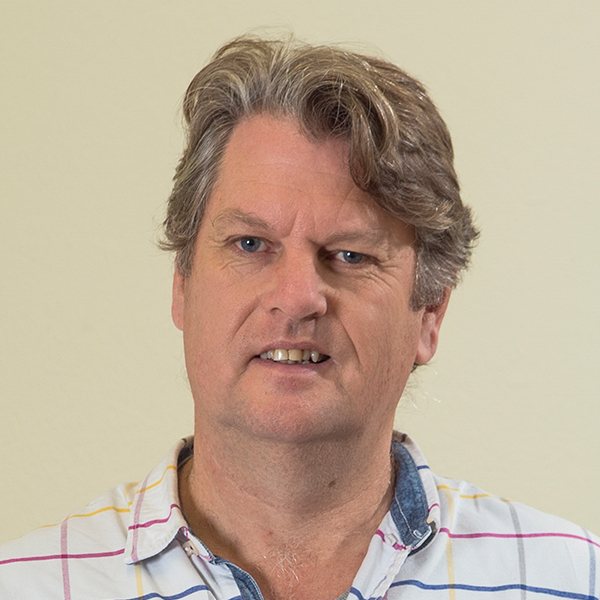 Dr Nick Thorpe Profile Picture