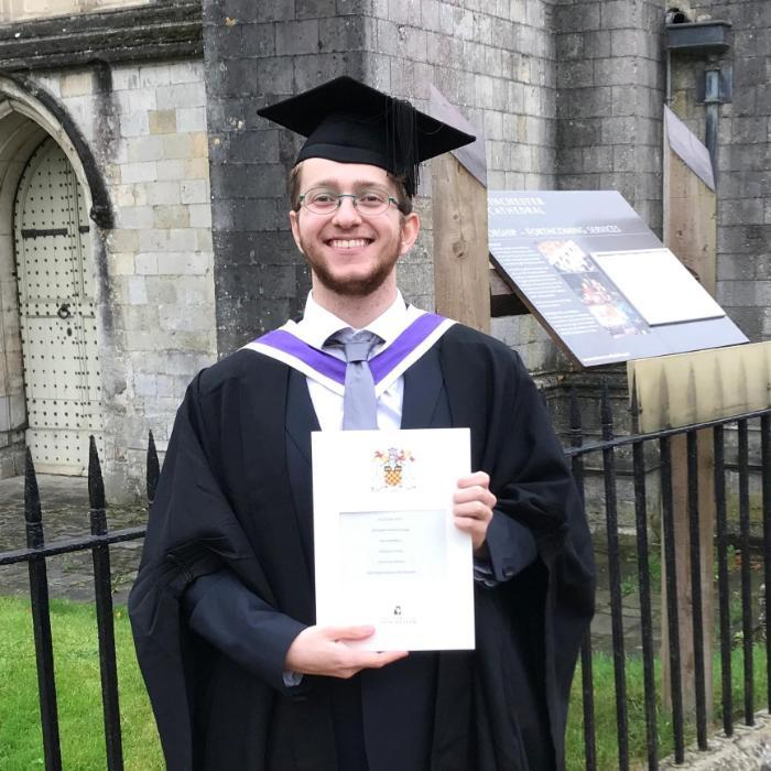 Alex, BA (Hons) Forensic Studies